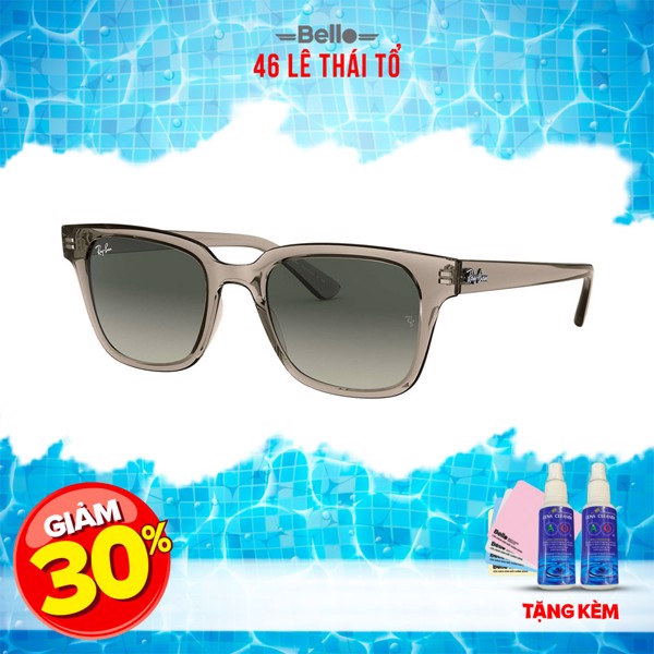 Ray-Ban RB4323F 6449/71 (51IT) - Mới