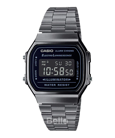 Đồng hồ Casio Nam A168WGG-1BDF