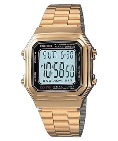 Đồng hồ Casio Nam A178WGA-1ADF