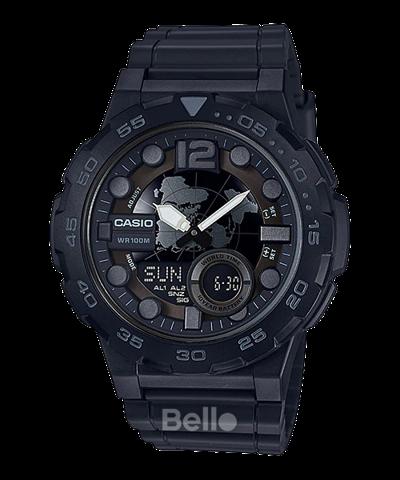 Đồng hồ Casio Nam AEQ-100W-1BVDF