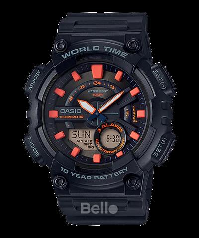Đồng hồ Casio Nam AEQ-110W-1A2VDF