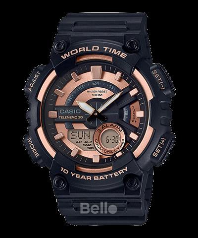 Đồng hồ Casio Nam AEQ-110W-1A3VDF
