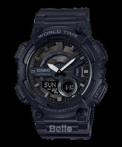 Đồng hồ Casio Nam AEQ-110W-1BVDF