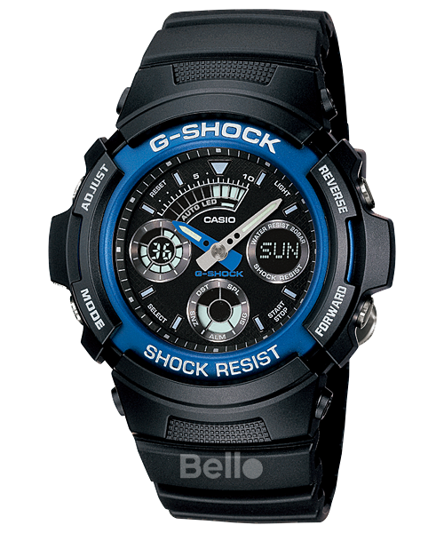 Casio G-Shock AW-591-2A