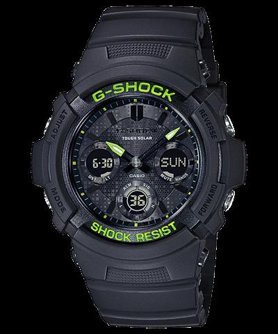 Đồng hồ Casio G-Shock AWR-M100SDC-1A