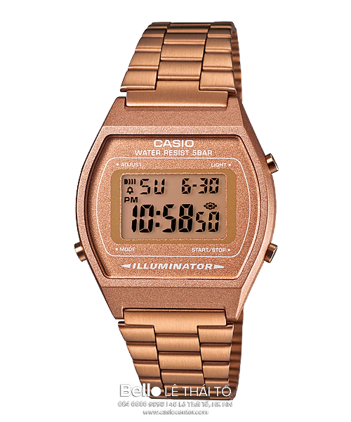 Casio Standard B640WC-5A