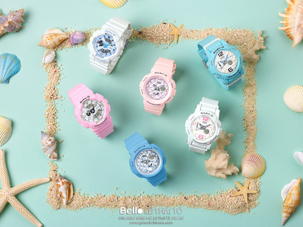 Casio Baby-G BGA-190BE-2A