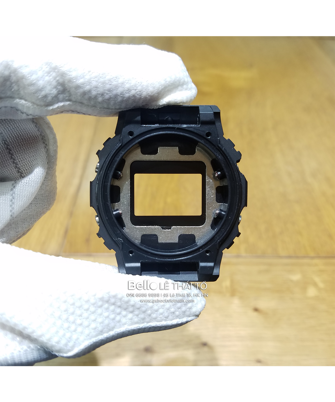Vỏ Casio G-Shock DW-5600BB-1