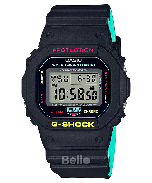 Casio G-Shock DW-5600CMB-1