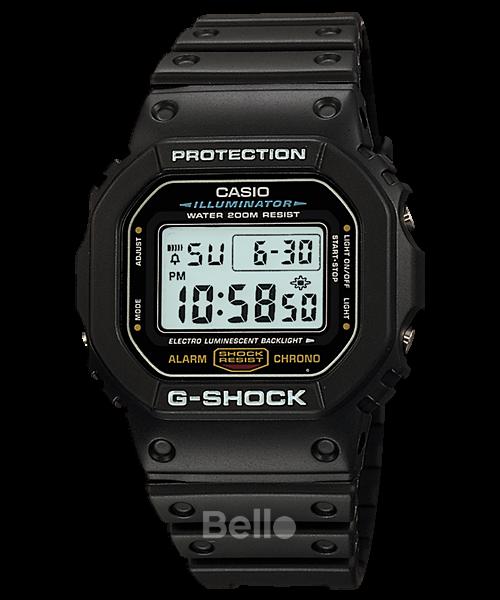 DW-5600E-1V - Đồng hồ Casio G-Shock chính hãng - Classic G-shock
