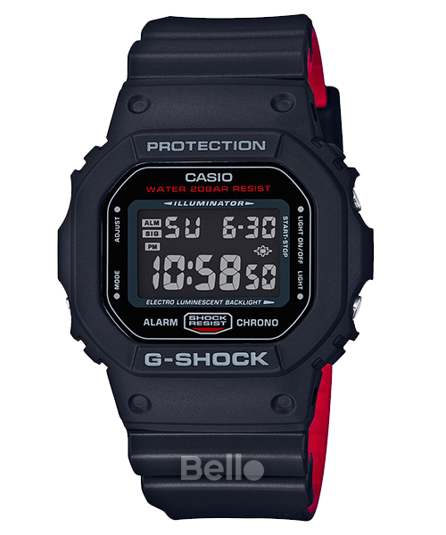 Casio G-Shock DW-5600HR-1