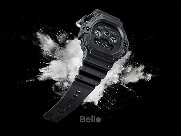 Casio G-Shock DW-5900BB-1