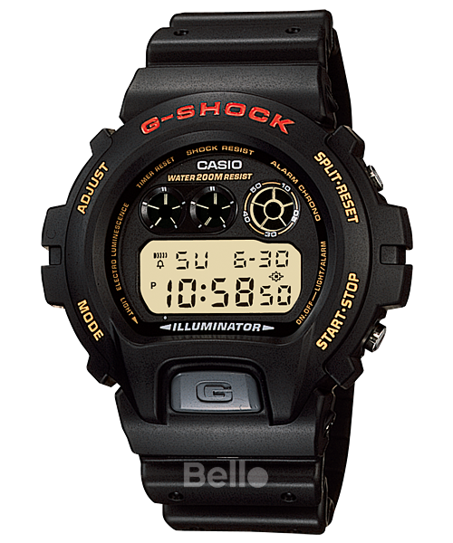 Casio G-Shock DW-6900G-1V