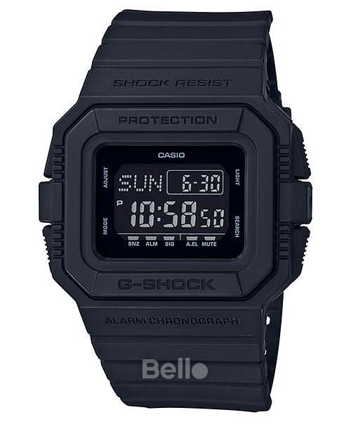 Casio G-Shock DW-D5500BB-1