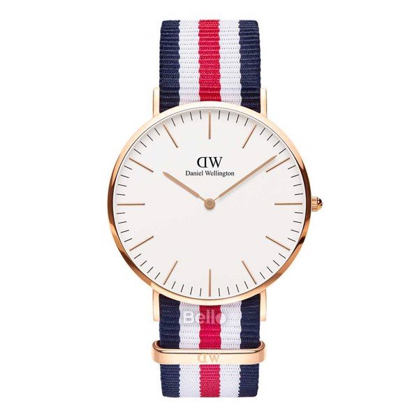 Classic Canterbury Rose Gold 40mm