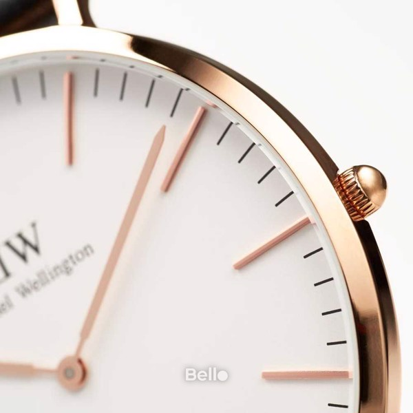 Classic Cambridge Rose Gold 40mm
