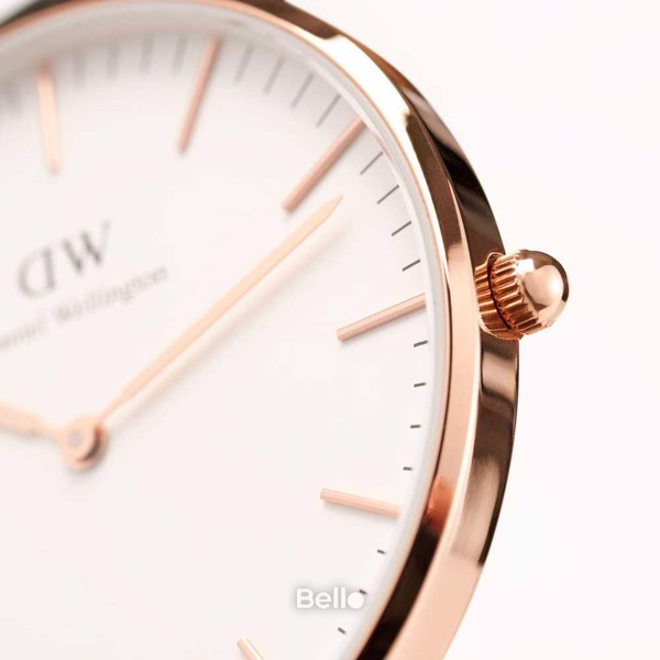 Classic Sheffield Rose Gold 36mm