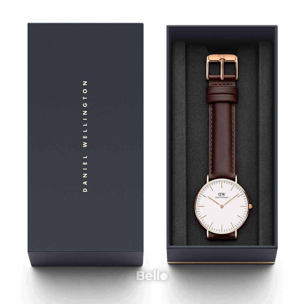 Classic Bristol Rose Gold 36mm