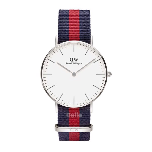 Classic Oxford Silver 36mm