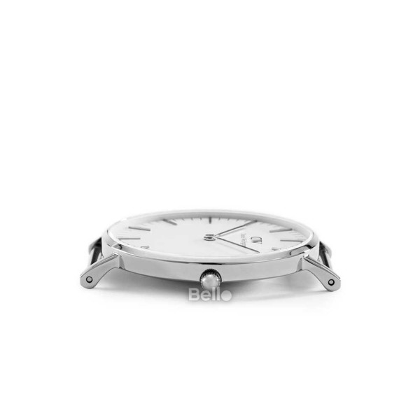 Classic Oxford Silver 40mm