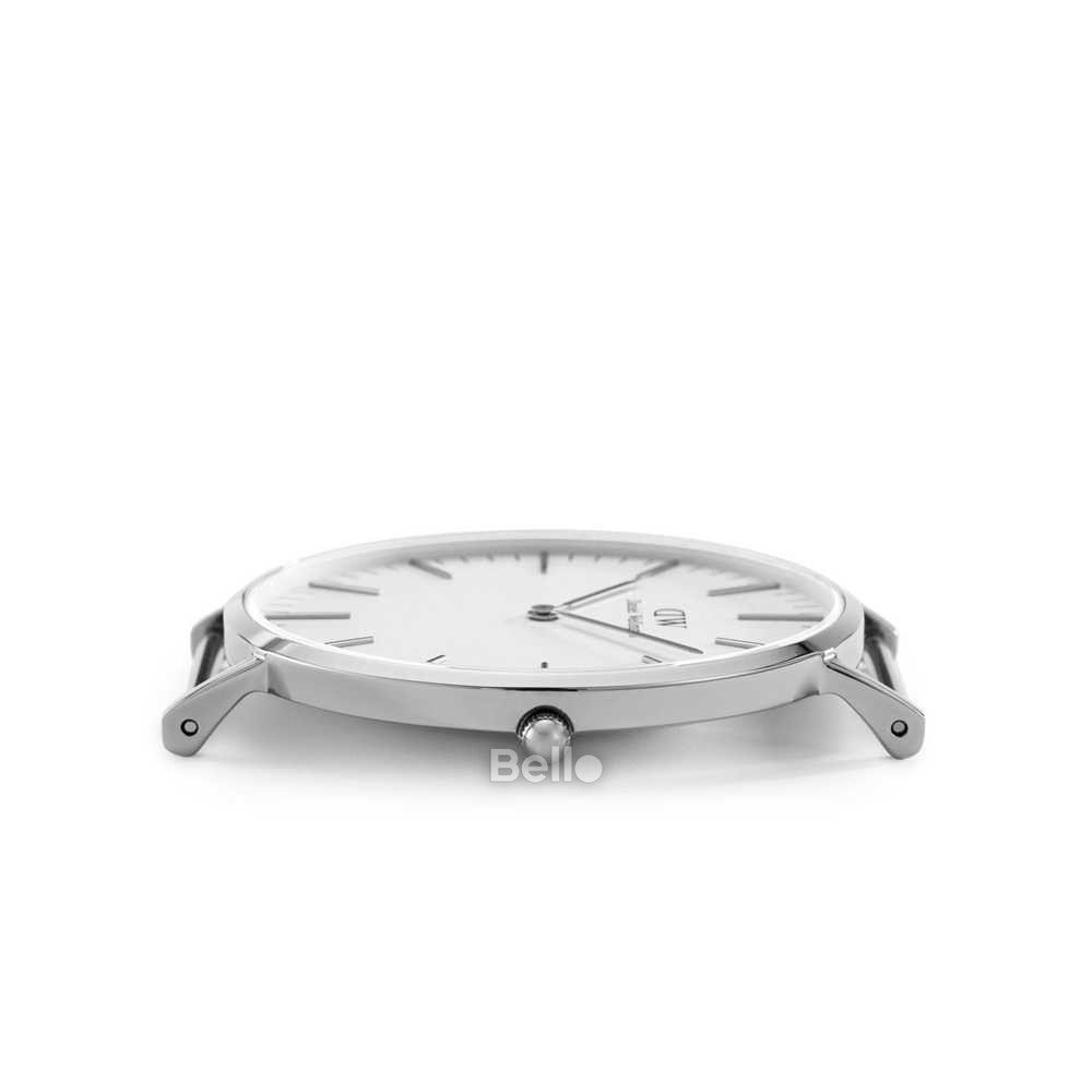 Classic Sheffield Silver 40mm