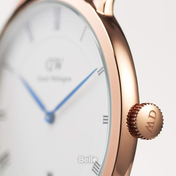 Dapper Sheffield Rose Gold 38mm