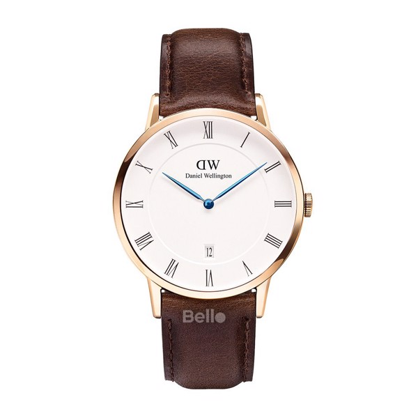 Dapper Bristol Rose Gold 38mm