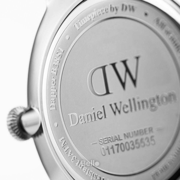 Dapper Sheffield Silver 38mm