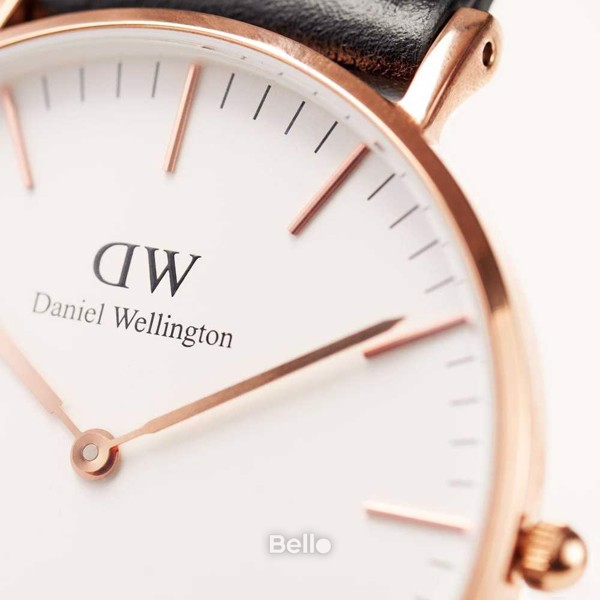 Classic Durham Rose Gold 40mm