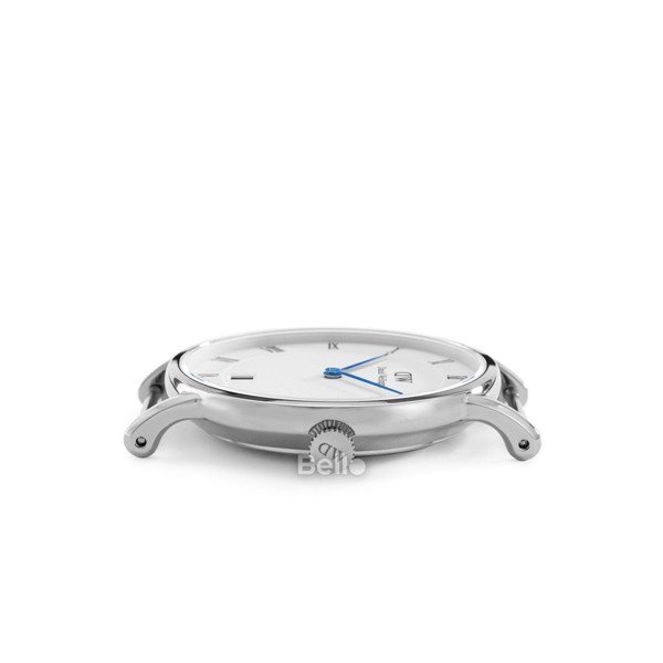Dapper Reading Silver 34mm