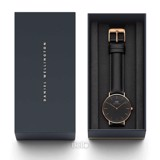 Classic Black Sheffield Rose Gold 40mm
