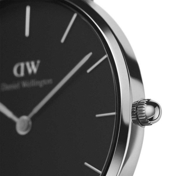 Classic Petite Reading Black Silver 32mm