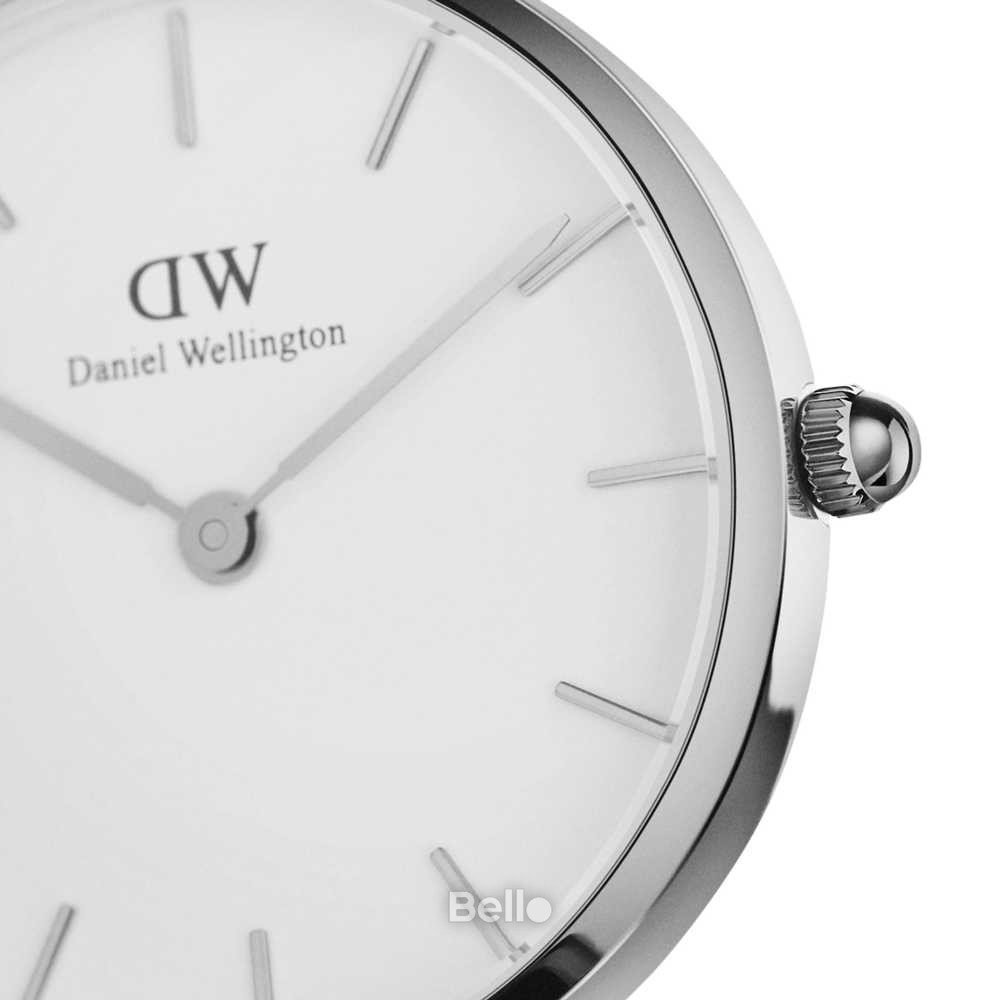 Daniel Wellington Durham Silver Couple 40-32