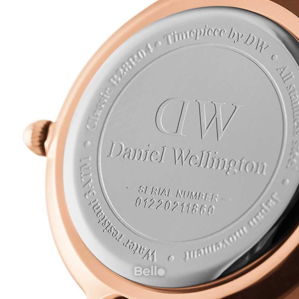 Classic Petite Cornwall Rose Gold 28mm
