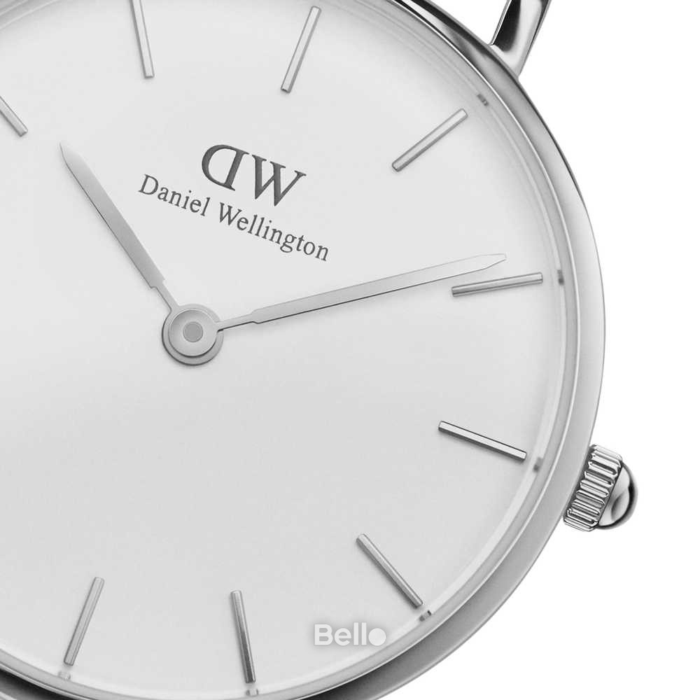 Daniel Wellington Cornwall Silver Couple 36-28