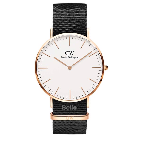 Classic Cornwall Rose Gold 40mm