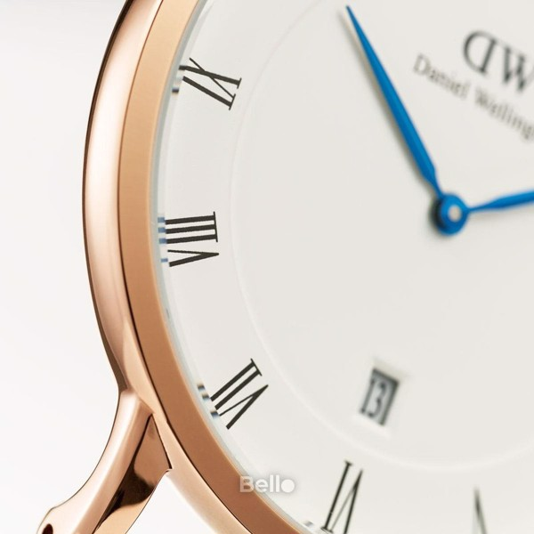 Dapper Cornwall Rose Gold 38mm