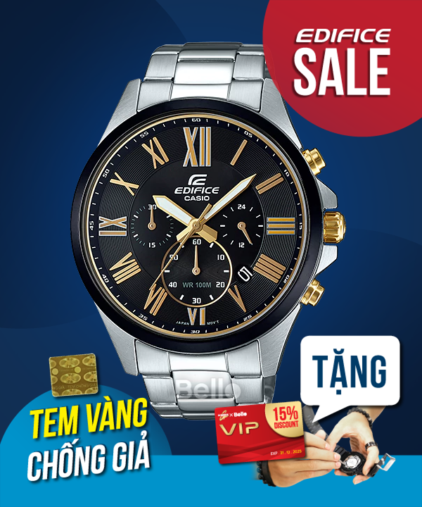 Casio Edifice EFV-500DB-1A