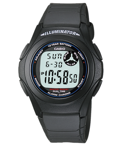 Đồng hồ Casio Nam F-200W-1ADF