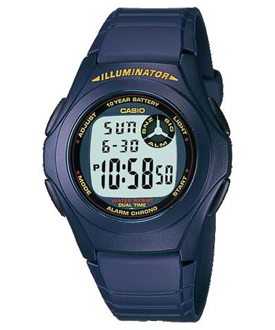 Đồng hồ Casio Nam F-200W-2ADF