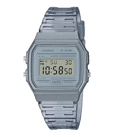 Đồng hồ Casio Nam F-91WS-8DF