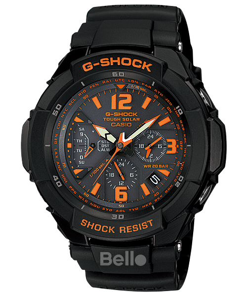 Casio G-Shock G-1200B-1A