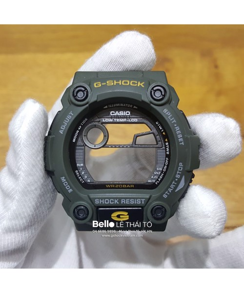 Vỏ Casio G-Shock G-7900-3