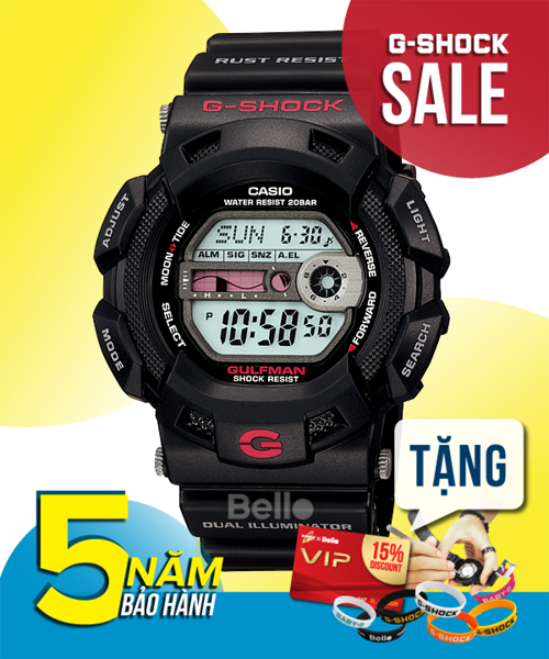 Casio G-Shock G-9100-1