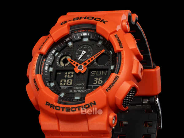 Casio G-Shock GA-100L-4A