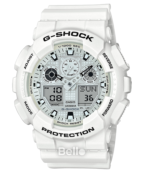 Casio G-Shock GA-100MW-7A
