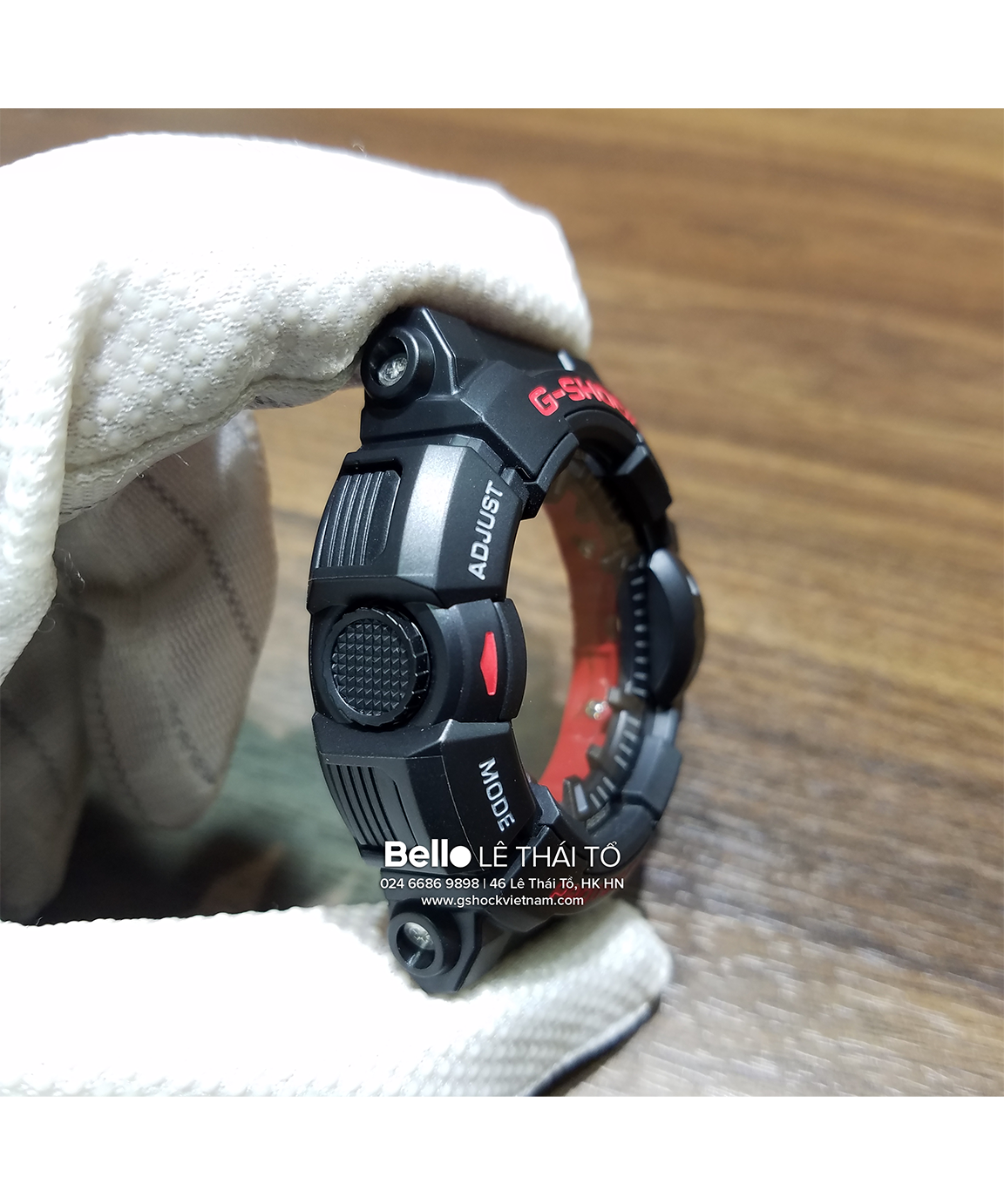Vỏ Casio G-Shock GA-400HR-1A