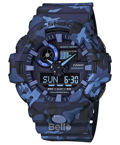 Casio G-Shock GA-700CM-2A