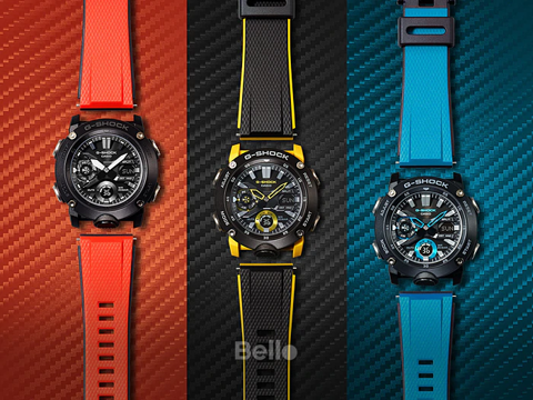 G-Shock GA-2000 Bello