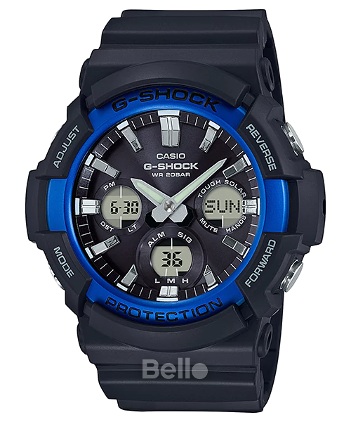 Casio G-Shock GAS-100B-1A2